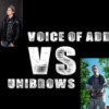 Voice of Addiction vs Unibrows