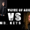 Voice of Addiction vs Mr.Keys